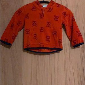 Skull Hoodie Sweatshirt & Long Sleeve Button Down!